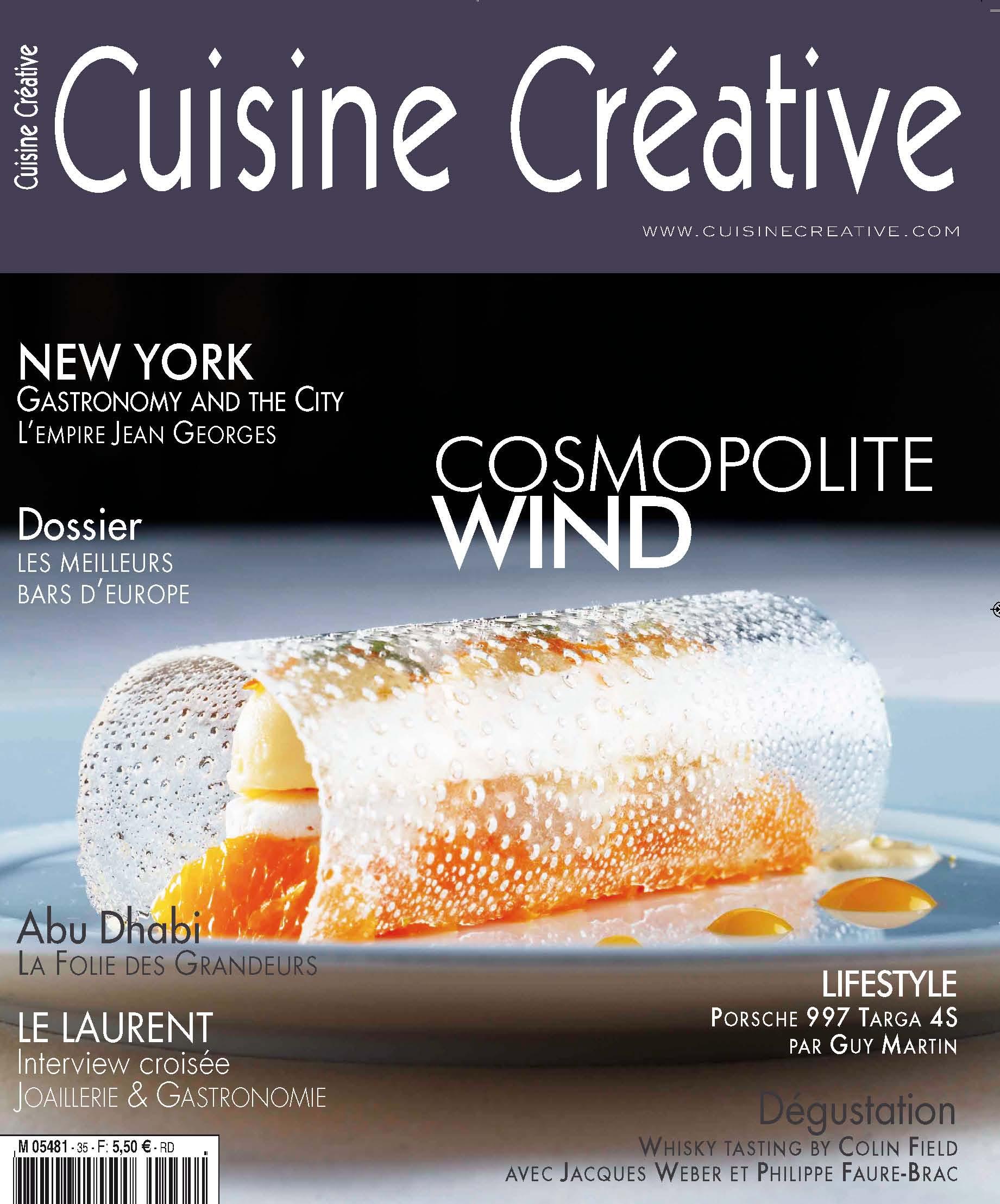le blog de cuisine creative